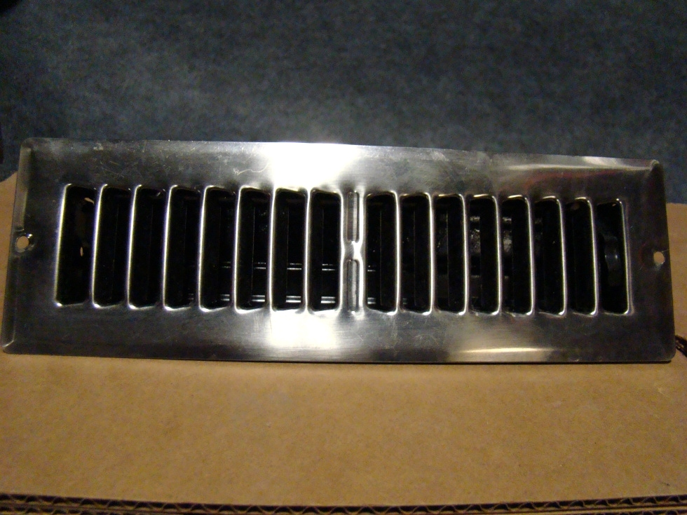USED RV/MOTORHOME CHROME FLOOR VENT FOR SALE RV Interiors