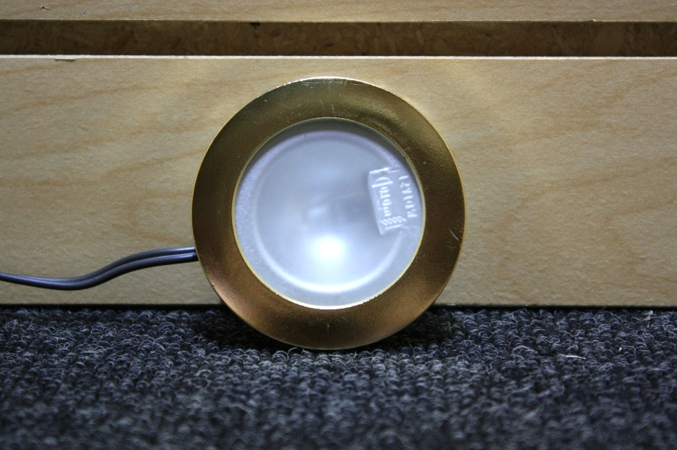 USED GOLD INTERIOR LIGHT RV MOTORHOME PARTS FOR SALE RV Interiors