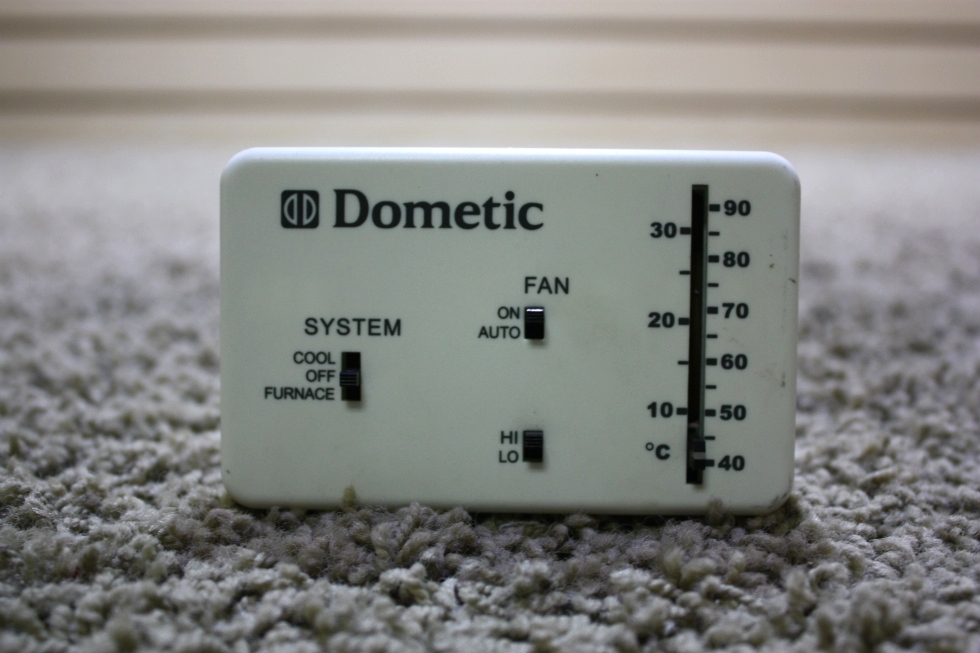 USED RV DOMETIC 3106995.032 THERMOSTAT FOR SALE RV Interiors