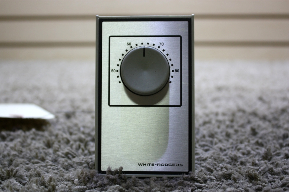 USED RV WHITE-RODGERS WALL THERMOSTAT FOR SALE RV Interiors