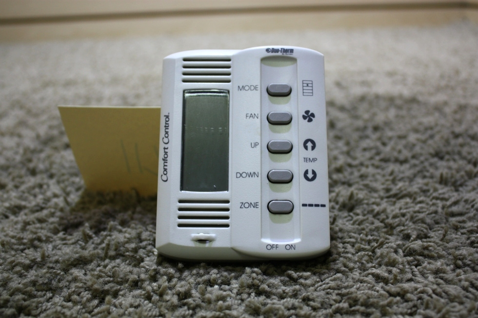 USED MOTORHOME DUO-THERM BY DOMETIC 5 BUTTON THERMSTAT FOR SALE RV Interiors