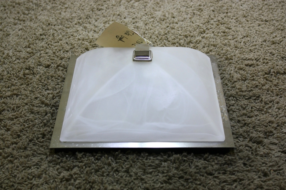 USED MOTORHOME DOME CEILING LIGHT FIXTURE FOR SALE RV Interiors