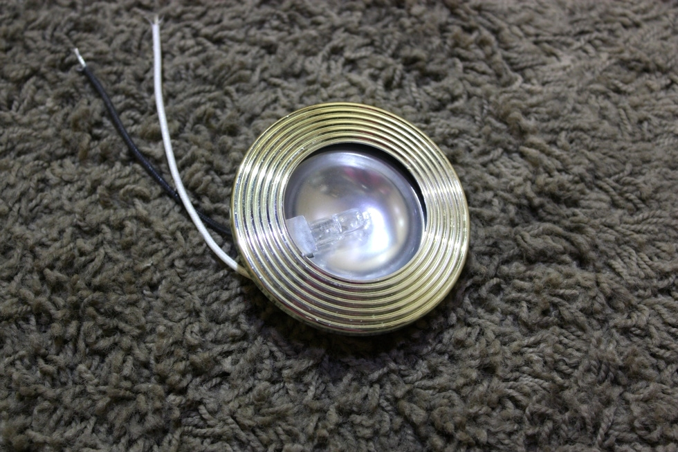 USED RV LITECO 1651H PUCK LIGHT FIXTURE FOR SALE RV Interiors