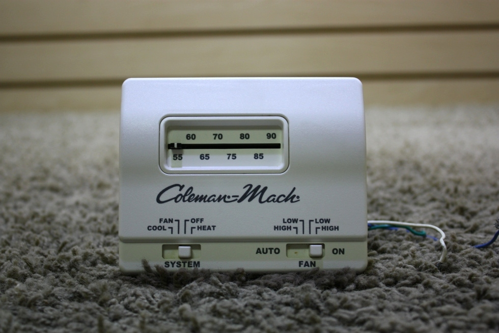 USED MOTORHOME COLEMAN-MACH THERMOSTAT FOR SALE RV Interiors