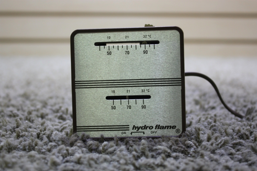 USED RV HYDRO FLAME WALL THERMSTAT FOR SALE RV Interiors