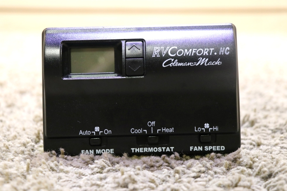USED RV 8330-348 RVCOMFORT.HC COLEMAN-MACH THERMOSTAT FOR SALE RV Interiors