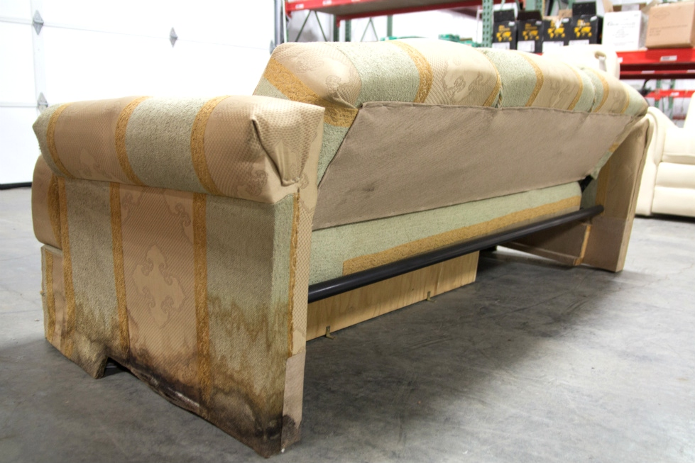 Rv Furniture Used Rv Motorhome Camper Recoverable Flip Out