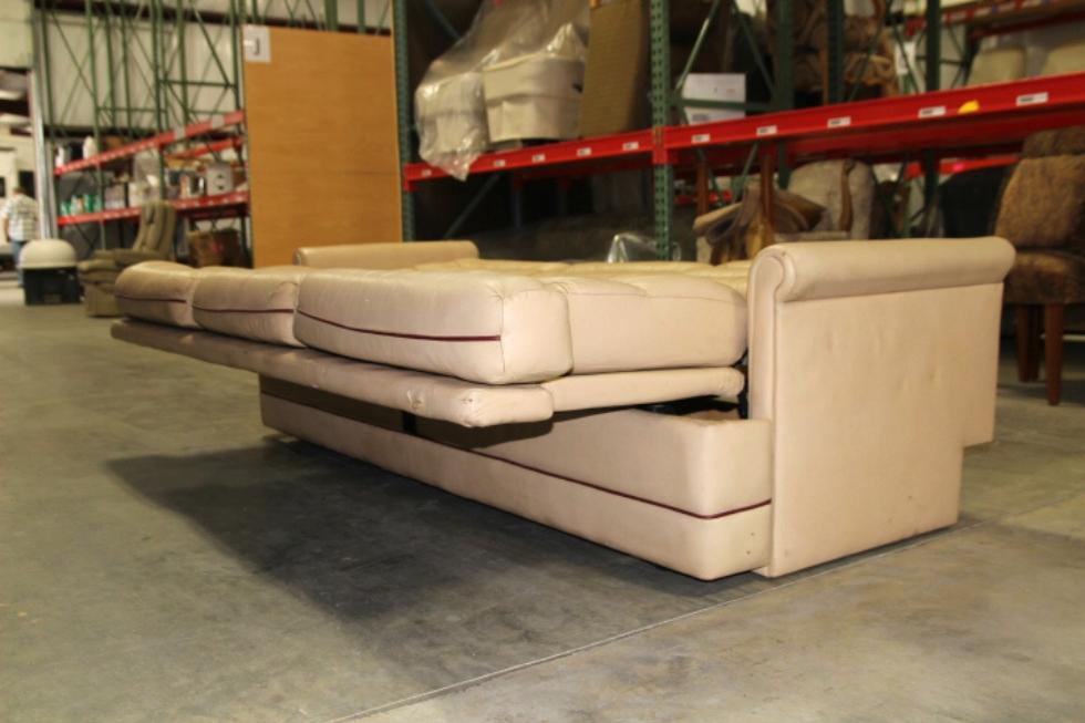 Rv Flip Sofa Used Rv Parts Travel Trailer Furniture For