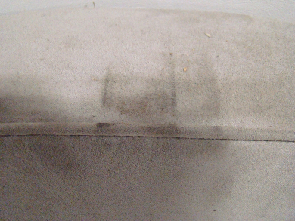 USED RV/MOTORHOME FURNITURE BACK DINETTE CUSHION (ONLY) FOR SALE RV Furniture