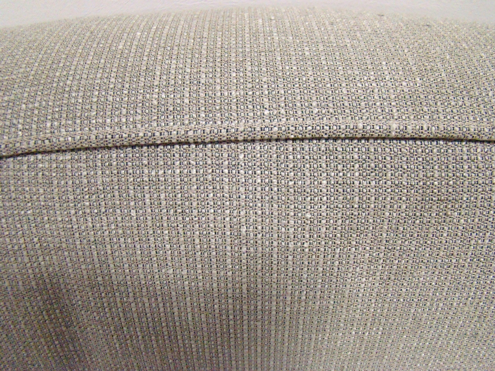 USED RV/MOTORHOME FURNITURE BACK DINETTTE CUSHION (ONLY) FOR SALE RV Furniture