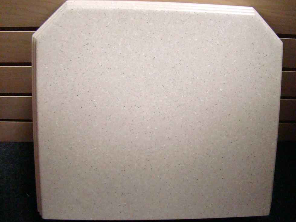 USED RV/MOTORHOME FURNITURE TAN SPECKLED TABLE EXTENDER RV Furniture