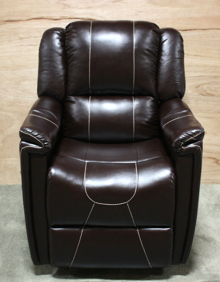 SWIVEL GLIDER RECLINER JALECO CHOCOLATE THOMAS PAYNE COLLECTION MOTORHOME FURNITURE FOR SALE RV Furniture