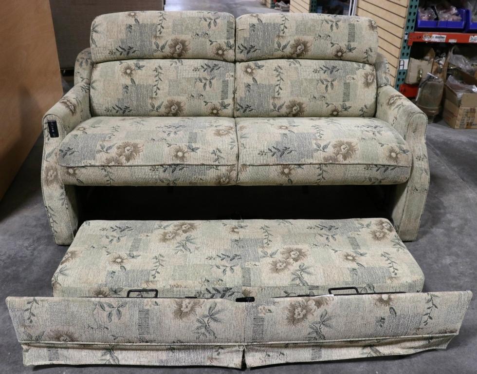 Rv Furniture Used Electric Cloth Rv Sleeper Sofa Motorhome