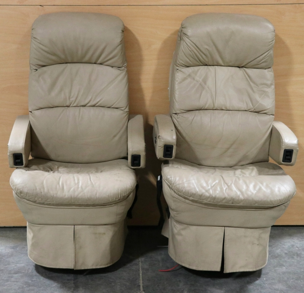 Rv Furniture Used Flexsteel Rv Captain Chair Set For Sale