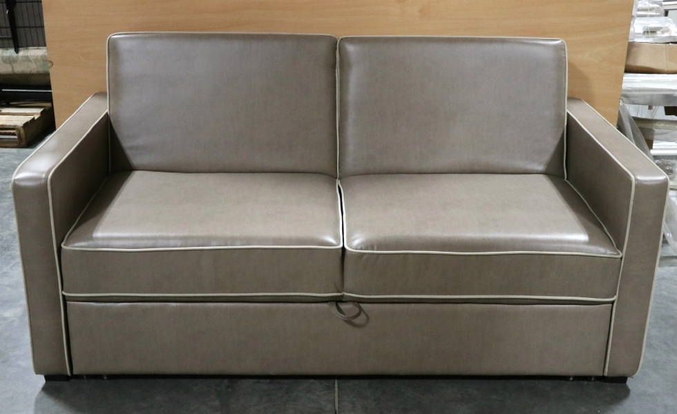 NOTCHED SLIDE OUT MOTORHOME SLEEPER SOFA FOR SALE RV Furniture