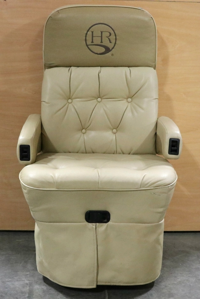 USED FLEXSTEEL HOLIDAY RAMBLER MOTORHOME CAPTAIN CHAIR FOR SALE RV Furniture